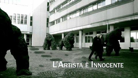 L'artista è innocente